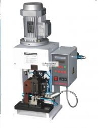 End feed wire stripping and crimping terminal machine WPM-2008A2-E