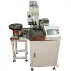 Full Automatic Single End Loosen Terminal Crimping Machine WPM-R9B